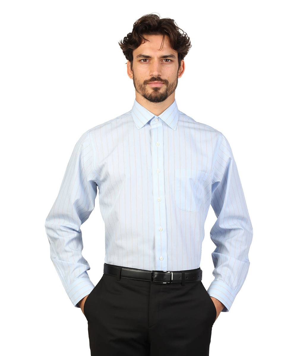 Light blue 25 from Brooks Brothers